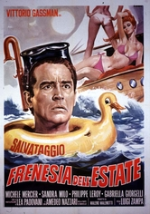 "Locandina Film Frenesia dell""estate"