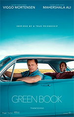 Locandina Film Green book