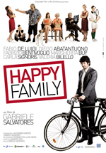 Locandina Film Happy Family