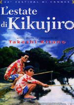 "Locandina Film L""estate di Kikujiro"
