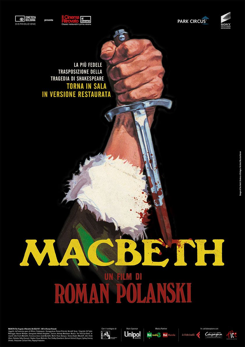 Locandina Film MACBETH