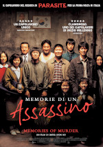 Locandina Film Memorie di un assassino