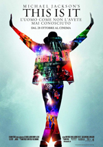 "Locandina Film Michael Jackson""s This Is It"