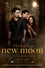Locandina Film New Moon