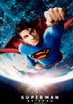 Locandina Film SUPERMAN RETURNS
