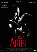 Locandina Film The Artist
