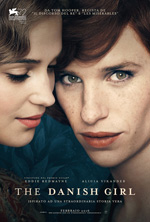 Locandina Film The Danish Girl