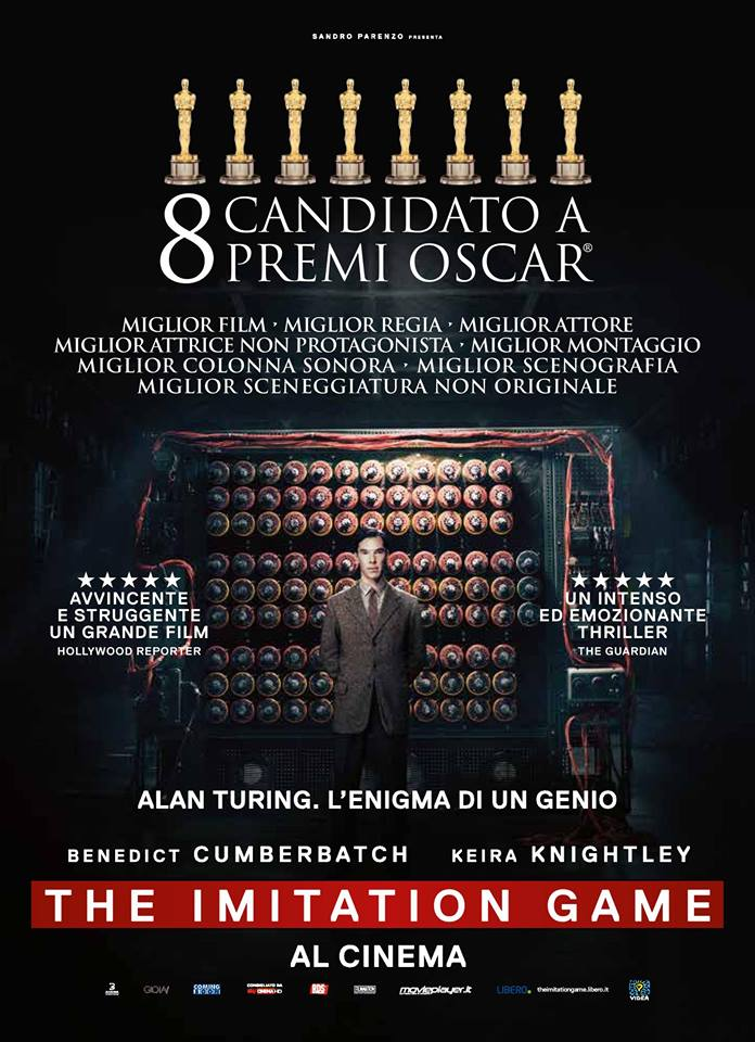 Locandina Film The Imitation Game