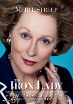 Locandina Film The Iron lady
