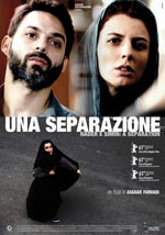 Locandina Film Una separazione - Nader and Simin: A Separation